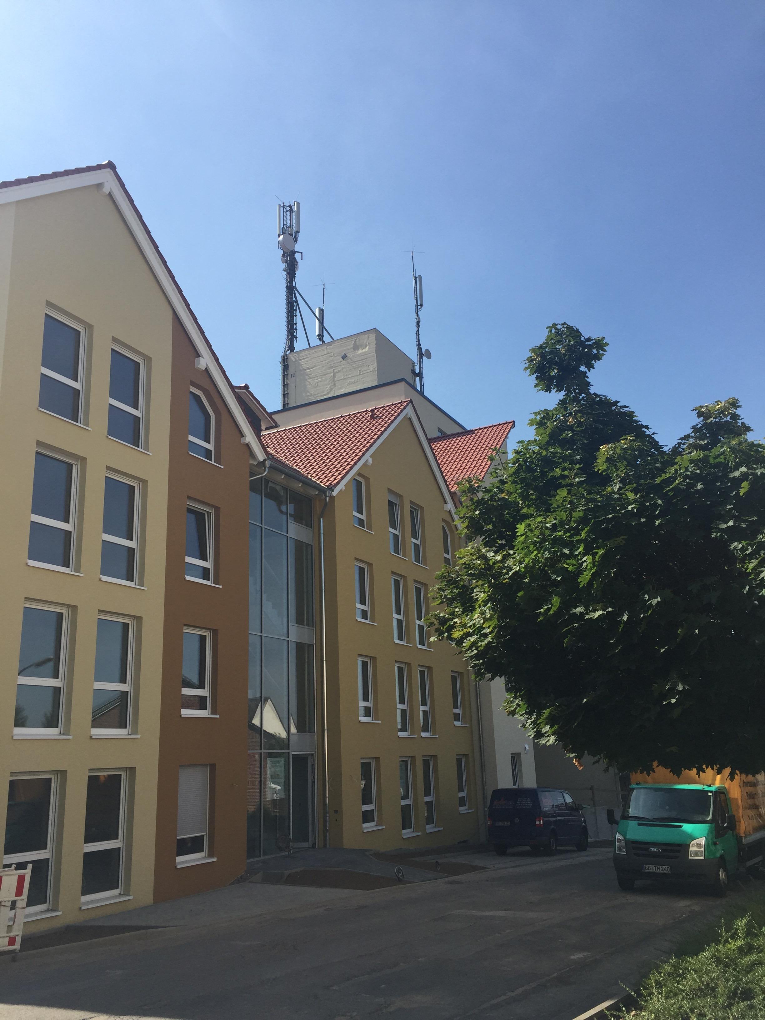 Moderne und helle 2-Zimmer-Wohnung in Nörten-Hardenberg, Erstbezug!